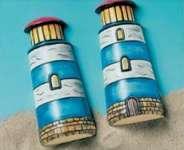 2000250 Giessform 3-D Leuchtturm