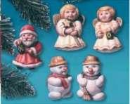 2002008 Giessform 3 D-Weihnachtsdeko