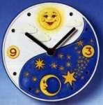 2005104 Giessform Sonne/Regenuhr 15cm  *