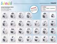 3267997 Schnulli-Sortiment Box Buchstaben 10mm A-Z (je 20St)