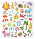3452332 Hobby-Design Sticker Sommer