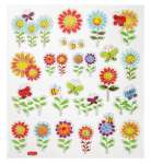 3452335 Hobby-Design Sticker Blumen  II