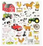 3452345 Hobby-Design Sticker Bauernhof