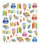 3452387 Design Sticker Schule III      *