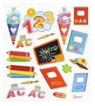 3452388 Design Sticker Schule IV       *