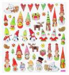 3452394 Design Sticker Weihnachten VII