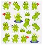 3452440 Design-Sticker Frösche