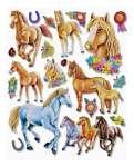 3452510 3 D Sticker XXL Pferde