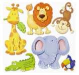 3452517 3 D Sticker XXL Tiere Afrika