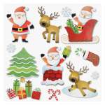 3452522 3 D Sticker XXL Nikolaus