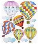 3452554 3 D Sticker XXL Ballonfart I