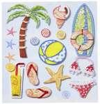 3453048 Sticker Urlaub I