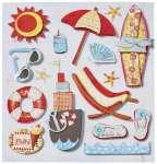 3453049 Sticker Urlaub II