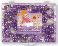 511827 Perles à Gogo lila
