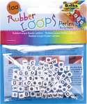 522955-Rubber Loops-Buchstaben    100St