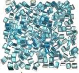 524154 Schmelzgranulat aqua/türkis