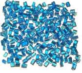 524156 Schmelzgranulat hellblau