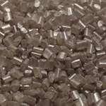 524191 Schmelzgranulat silber