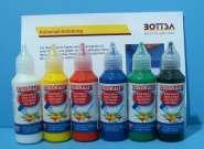 650101 Kaltemail Set 1 à 6 Farben