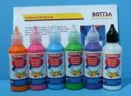650102 Kaltemail Set 2 à 6 Farben