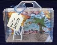 Gutschein Koffer