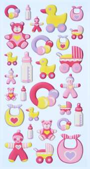 3451126 Sticker Babygirl