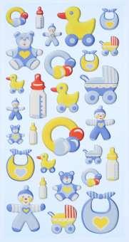 3451127 Sticker Babyboy