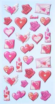 3451133 Sticker Love Herzli