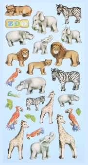 3451160 Sticker Zootiere