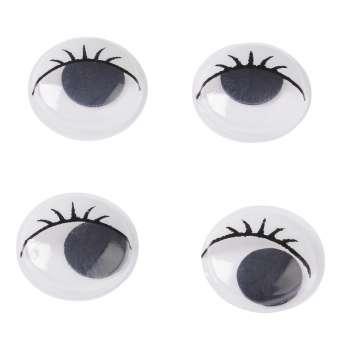 3506012 Augen 15 mm, Btl. a 30St.