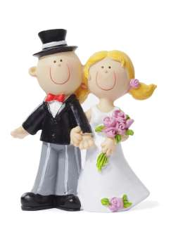 3870001 Hochzeitspaar I    9cm