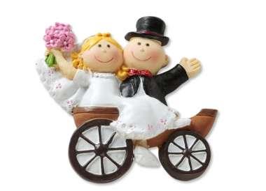 3870020 Hochzeitskutsche 5.5cm 2D