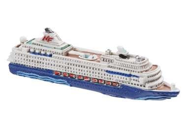 3870704 Kreuzfahrtschiff II,  7cm