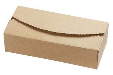 3964106 Papier-Box, natur, 150x70x40, 2St.