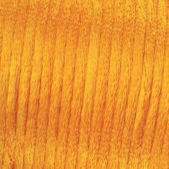 523013 Satinkordel 2mm/6m gelb