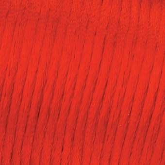 523015 Satinkordel 2mm/6m rot