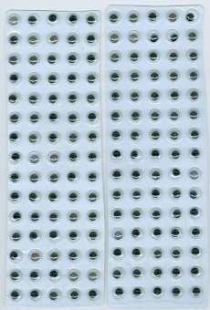 575000 Wackelaugen selbstkl.6mm 150St SB