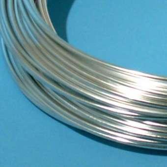 597073 Aluminiumdraht         D.2mm/20m