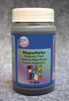 74803.78 Magnetfarbe Superfein 200ml schwarz