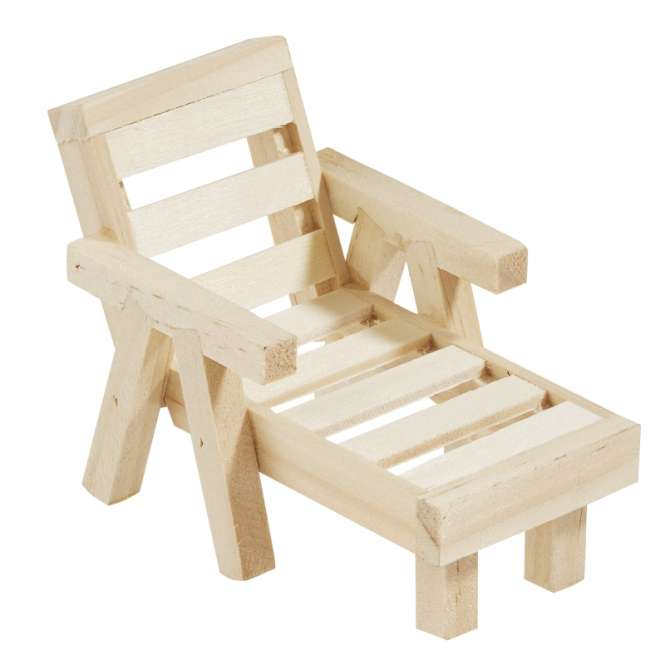 3270228 Liege  8x5x5,5 cm, Holz natur