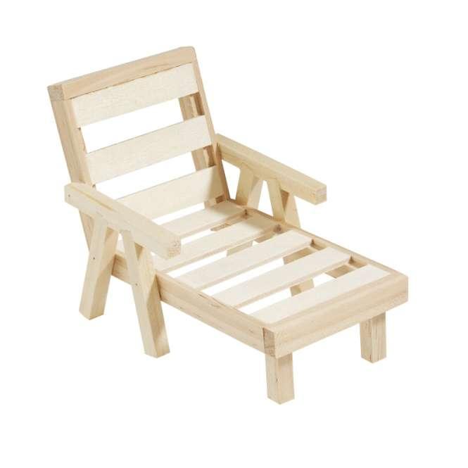 3270230 Liege  12x6,7x8 cm, Holz natur