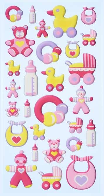 3451126 Sticker Babygirl
