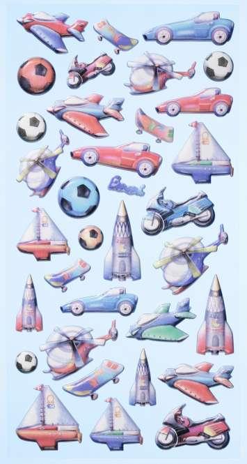 3451134 Sticker Fahrzeuge/Hobbis