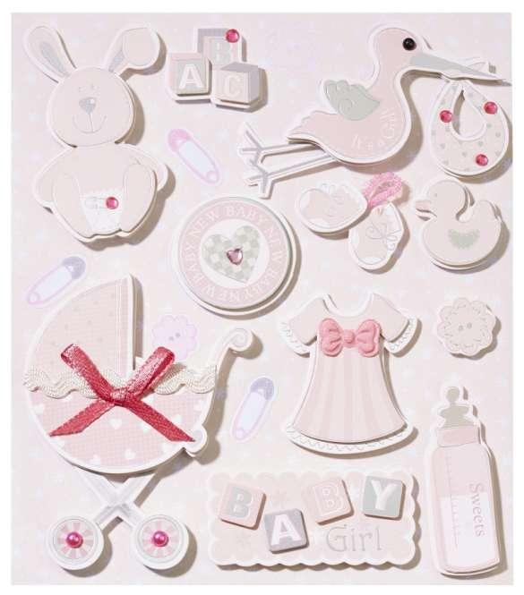 3451393 CREApop® Babygirl II