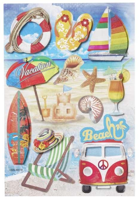 3451433 Sticker Beach