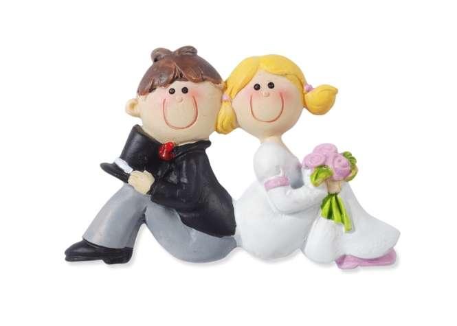 3870005 Hochzeitspaar V    4cm  2 D