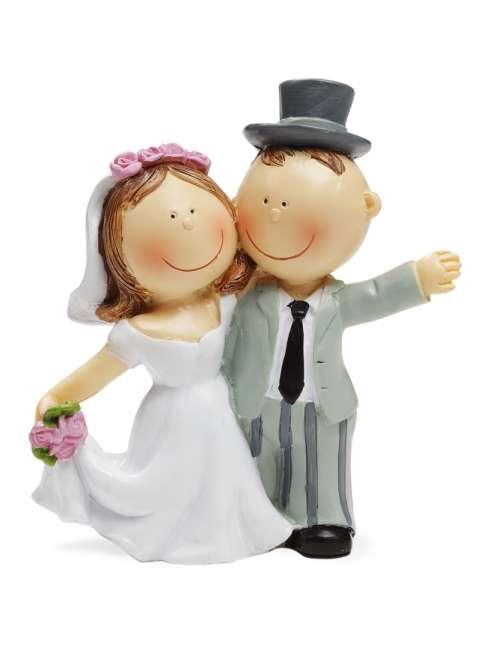 3870006 Hochzeitspaar VI 9cm