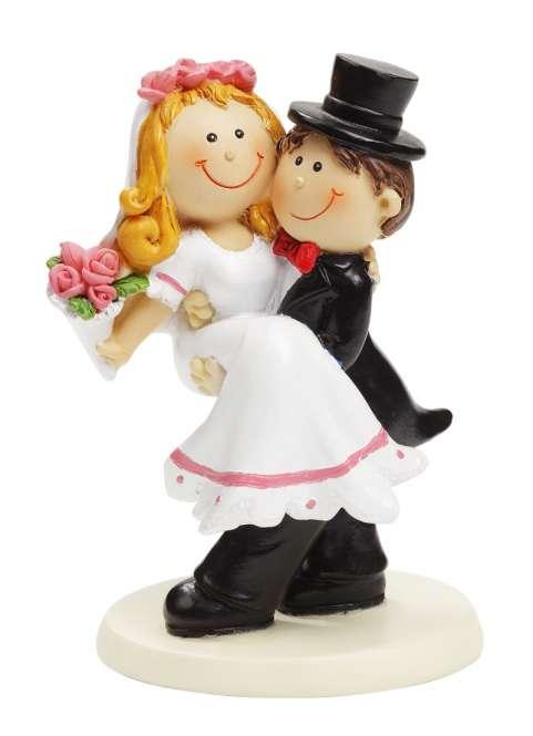 3870007 Hochzeitspaar VII 9cm
