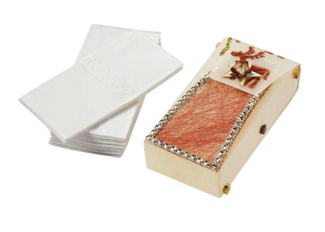 3901722 Taschentuchbox 11.5x6x2.5cm