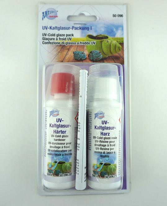 50096 UV Kaltglasur-Packung I /100ml